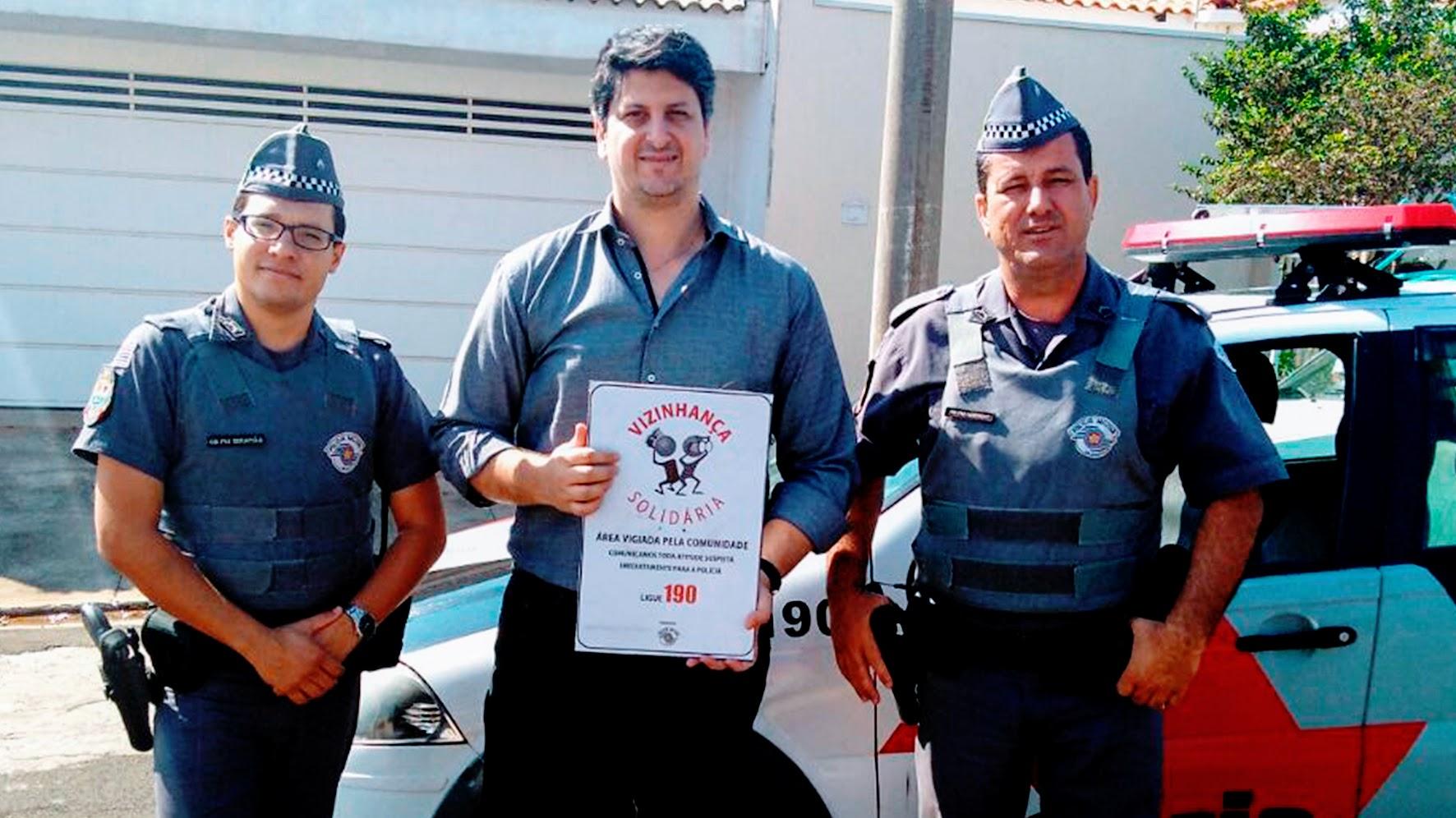 Implantação do Programa Vizinhança Solidária em Taquaritinga